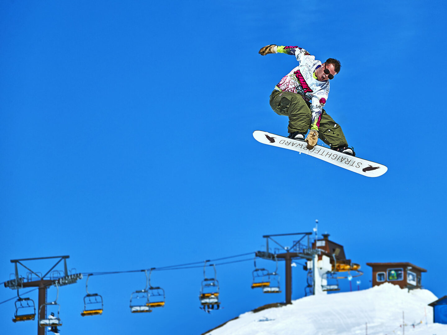 Sports Photography Snowboard Funky The Guardian